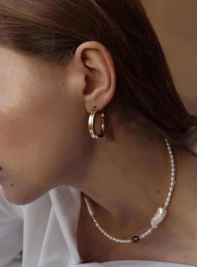 Чокер з перлин SLR_SSN_025, фото 1 - в интернет магазине KAPSULA