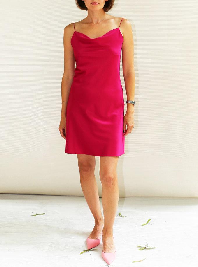 Платье комбинация VONA_SSYA-21-72, фото 1 - в интернет магазине KAPSULA