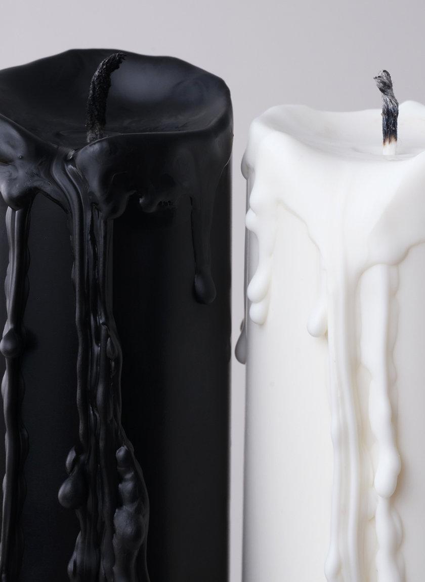 Набор BLACK CANDLES SET S SB_SET_BLK-5, фото 1 - в интернет магазине KAPSULA