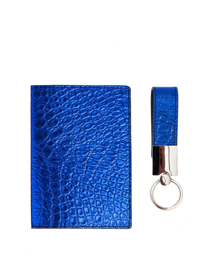 Набор из обложки на паспорт и брелока BRND_bernardbags_0404, фото 1 - в интернет магазине KAPSULA