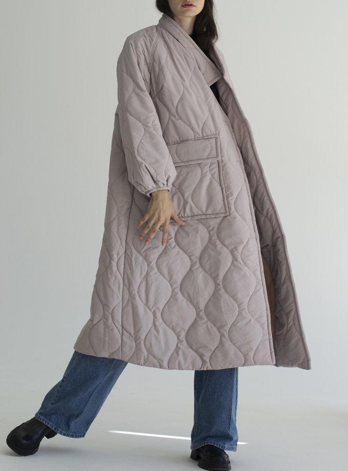 Пальто стьобане Kyoto VVT_2455, фото 1 - в интернет магазине KAPSULA