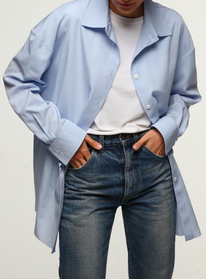 Комплект рубашка с футболкой IAM_02ctn1001, фото 1 - в интернет магазине KAPSULA