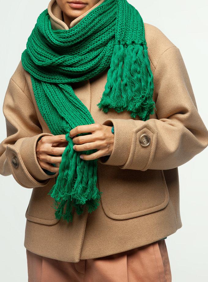 Вкорочене пальто IAM_17wl06, фото 1 - в интернет магазине KAPSULA