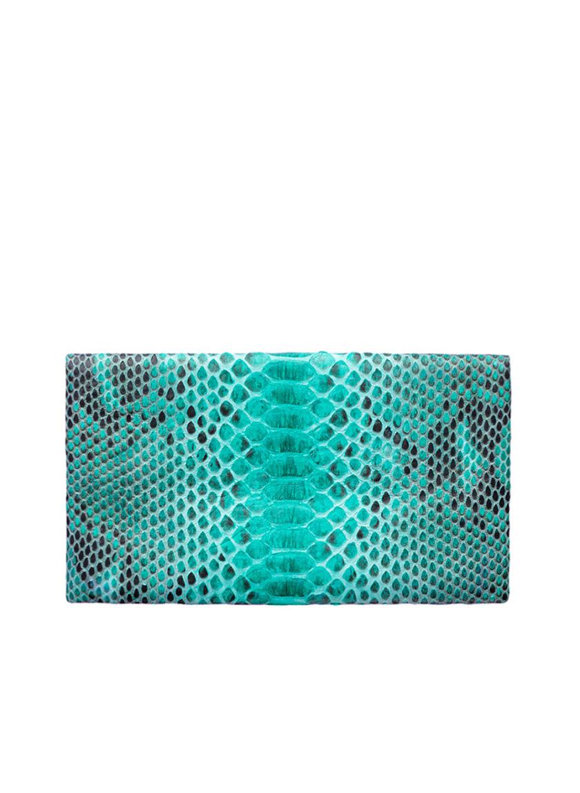 Клатч из кожи питона BRND_bernardbags_0119-3, фото 1 - в интернет магазине KAPSULA
