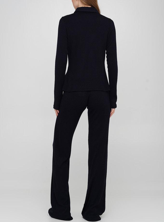 Трикотажные брюки AY_3265, фото 1 - в интернет магазине KAPSULA