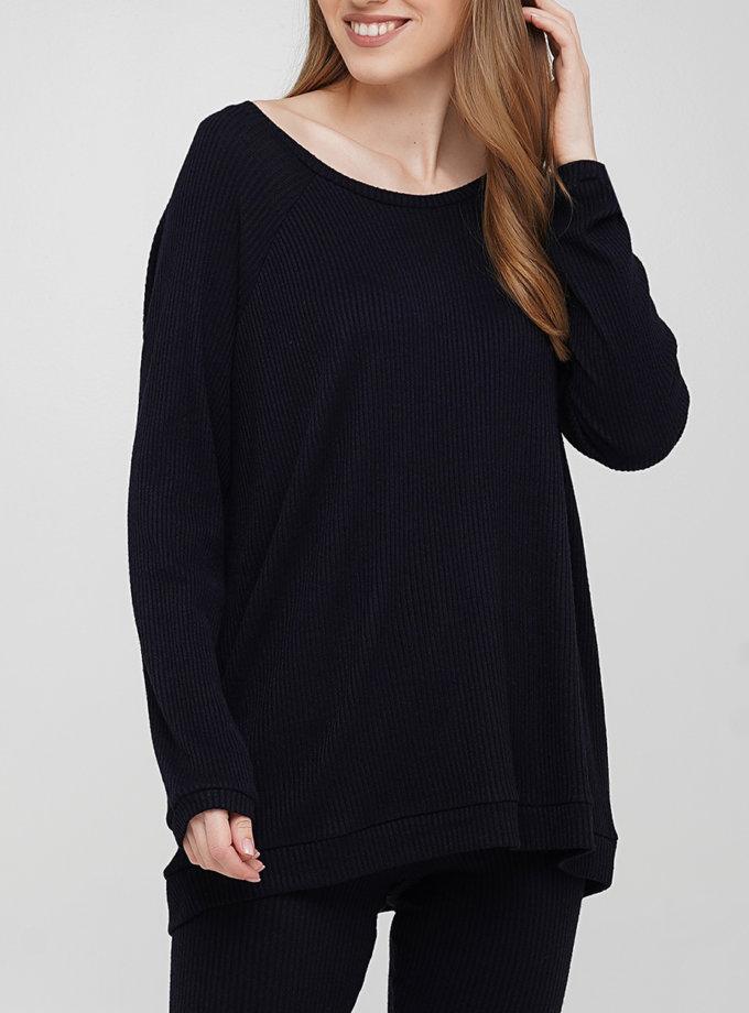 Трикотажный свитер AY_3267, фото 1 - в интернет магазине KAPSULA