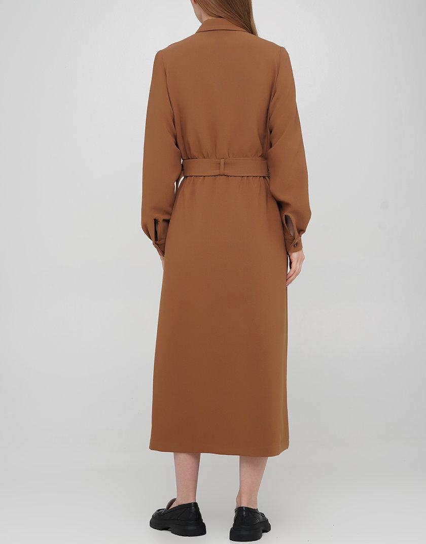 Платье под пояс AY_3280, фото 1 - в интернет магазине KAPSULA