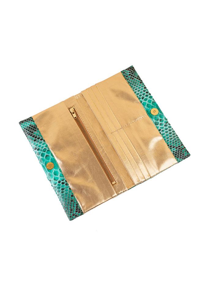 Клатч зі шкіри пітона BRND_bernardbags_0119-3, фото 1 - в интернет магазине KAPSULA
