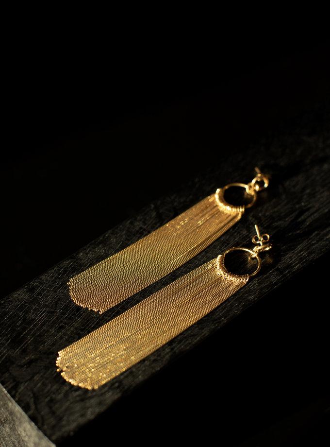 Сережки Waterfall IVA_WG02, фото 1 - в интернет магазине KAPSULA