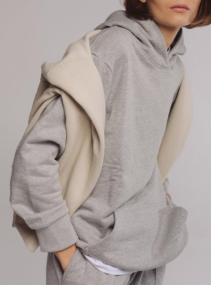 Бавовняний комплект з худі BLCGR_BLCN_851, фото 1 - в интернет магазине KAPSULA