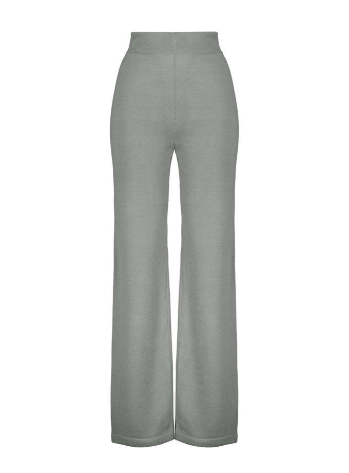 Шерстяные брюки ELLE gray SYI_CS_18422-kapsula, фото 1 - в интернет магазине KAPSULA