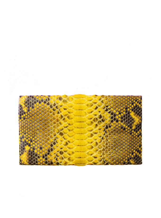 Клатч зі шкіри пітона BRND_bernardbags_0119-2, фото 1 - в интернет магазине KAPSULA