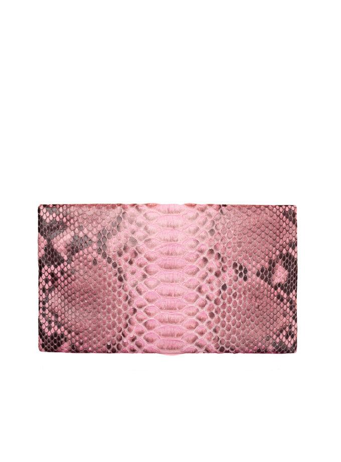 Клатч из кожи питона BRND_bernardbags_0119-1, фото 1 - в интернет магазине KAPSULA
