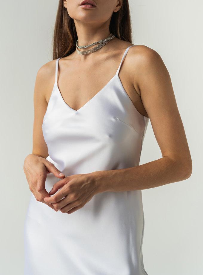 Платье комбинация KLSV_AK_FW_2021_11, фото 1 - в интернет магазине KAPSULA