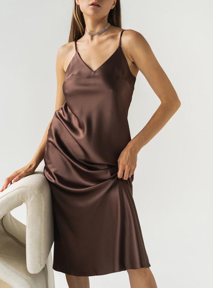 Платье комбинация KLSV_AK_FW_2021_12, фото 1 - в интернет магазине KAPSULA