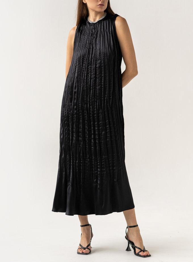 Сукня вільного крою KLSV_AK_FW_2021_7, фото 1 - в интернет магазине KAPSULA