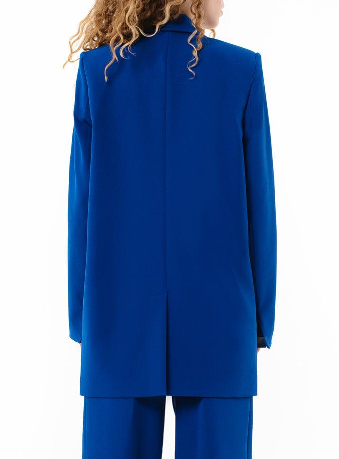 Пиджак свободного кроя MGN_1812BL, фото 1 - в интернет магазине KAPSULA