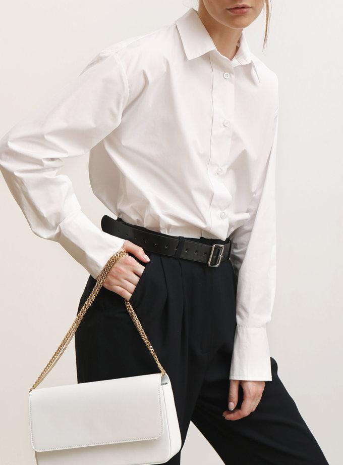 Рубашка из хлопка IRRO_IR_FW21_SW_008, фото 1 - в интернет магазине KAPSULA