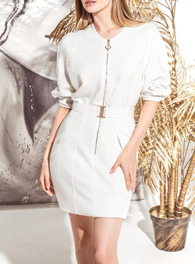 Хлопковое платье мини KS_FW25_03, фото 1 - в интернет магазине KAPSULA