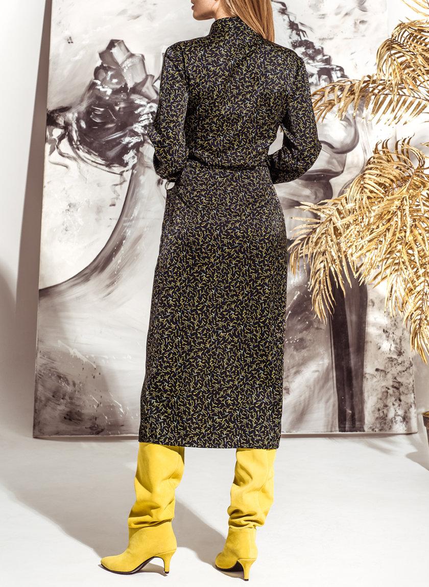 Платье полуприталенного силуэта KS_FW25_14, фото 1 - в интернет магазине KAPSULA