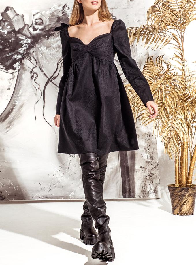 Платье мини з пышной юбкой KS_FW25_26, фото 1 - в интернет магазине KAPSULA