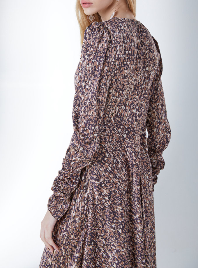 Платье миди Эльторо STR_L20F0080564, фото 1 - в интернет магазине KAPSULA