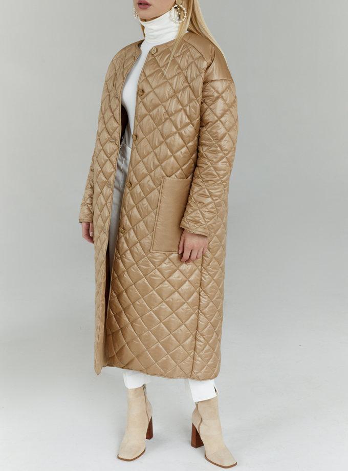 Стьобане пальто STR_L20F0530542, фото 1 - в интернет магазине KAPSULA