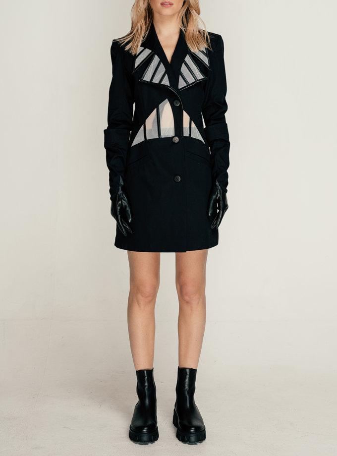 Платье трансформер SE_SE21-DrSk-Escallonia-B, фото 1 - в интернет магазине KAPSULA