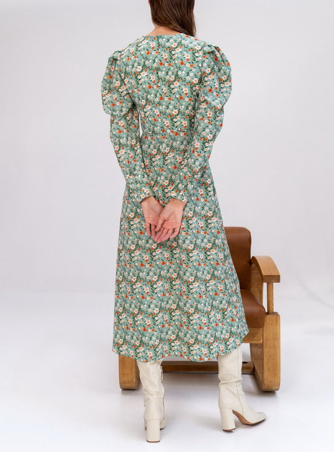 Сукня Tereza з комірцем MC_0422, фото 1 - в интернет магазине KAPSULA