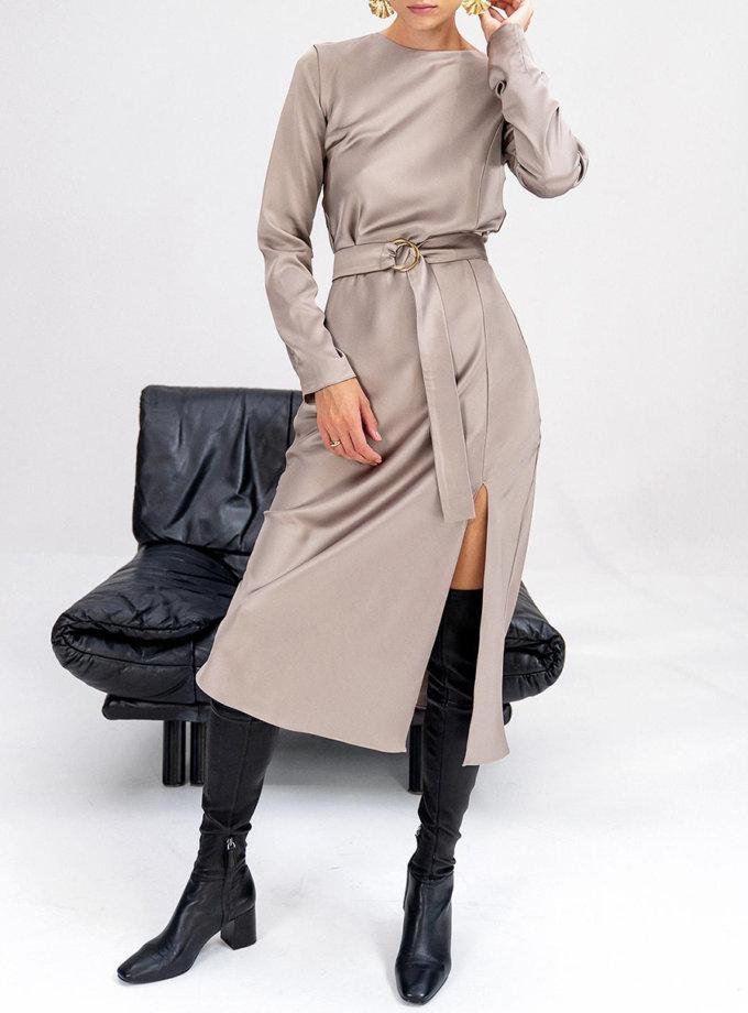 Сукня Luna на підкладці MC_MY0223, фото 1 - в интернет магазине KAPSULA