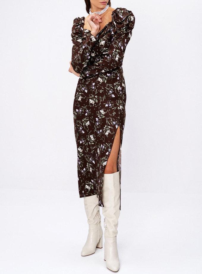 Сукня з віскози Rebecca MC_MY6721-5, фото 1 - в интернет магазине KAPSULA