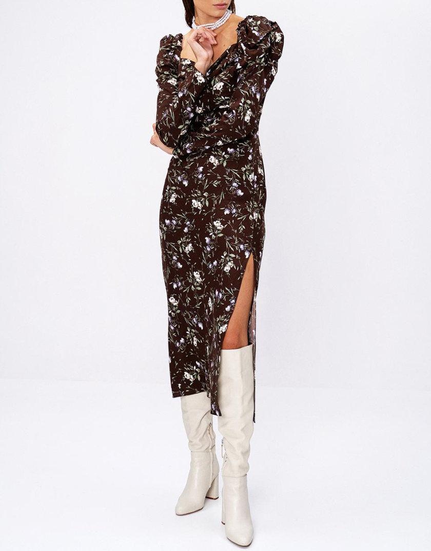 Платье с вискозы Rebecca MC_MY6721-5, фото 1 - в интернет магазине KAPSULA