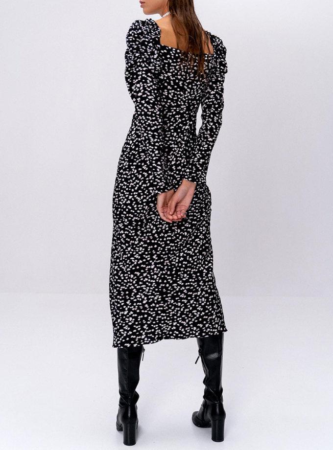 Сукня з віскози Rebecca MC_MY6721-6, фото 1 - в интернет магазине KAPSULA