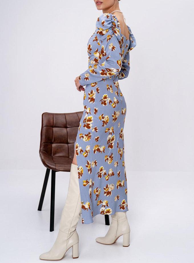 Сукня з віскози Rebecca MC_MY6721-7, фото 1 - в интернет магазине KAPSULA