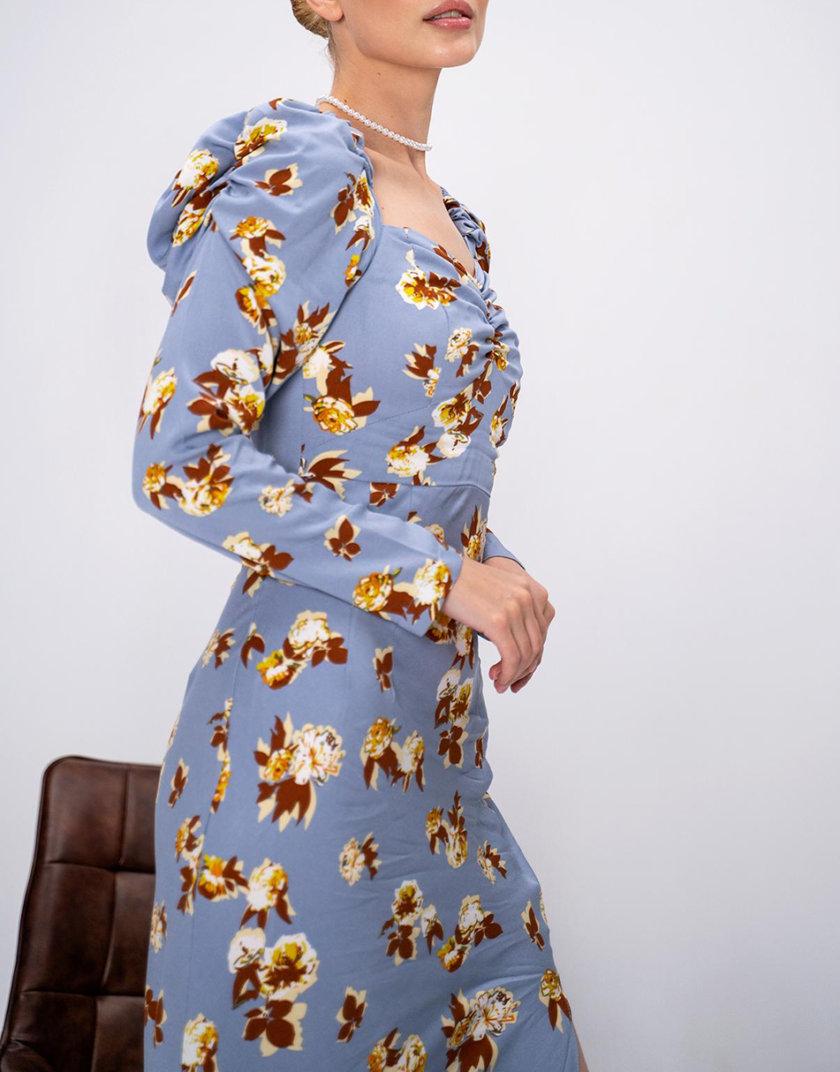 Платье с вискозы Rebecca MC_MY6721-7, фото 1 - в интернет магазине KAPSULA