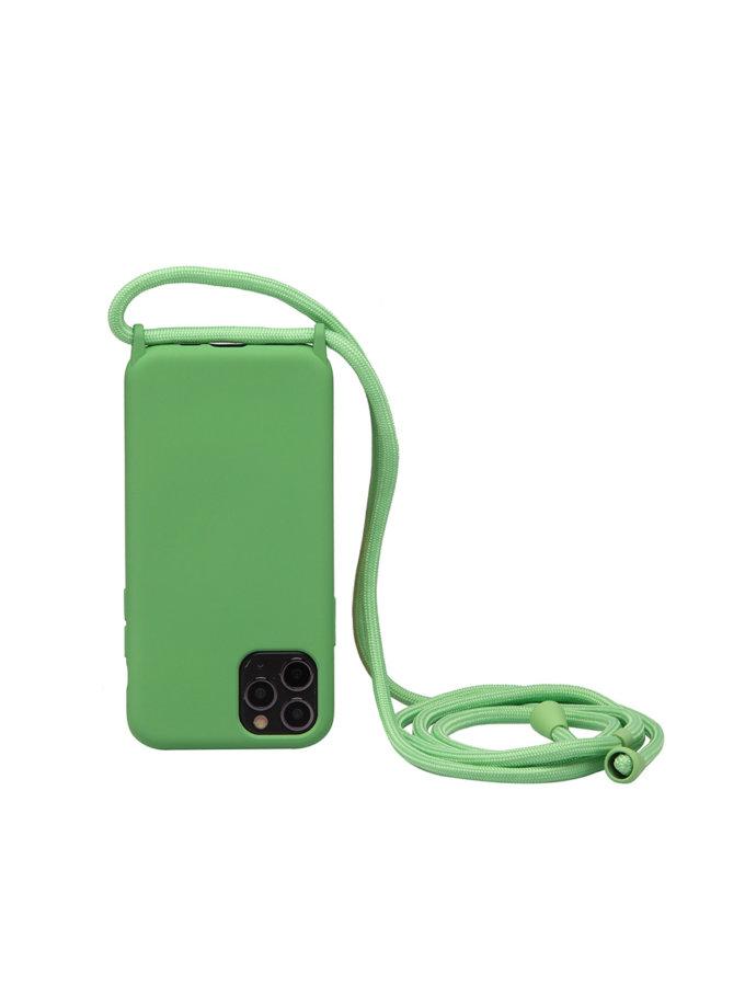 Чехол на шнуре Matcha для iPhone NKR_NCRR_12_MA, фото 1 - в интернет магазине KAPSULA