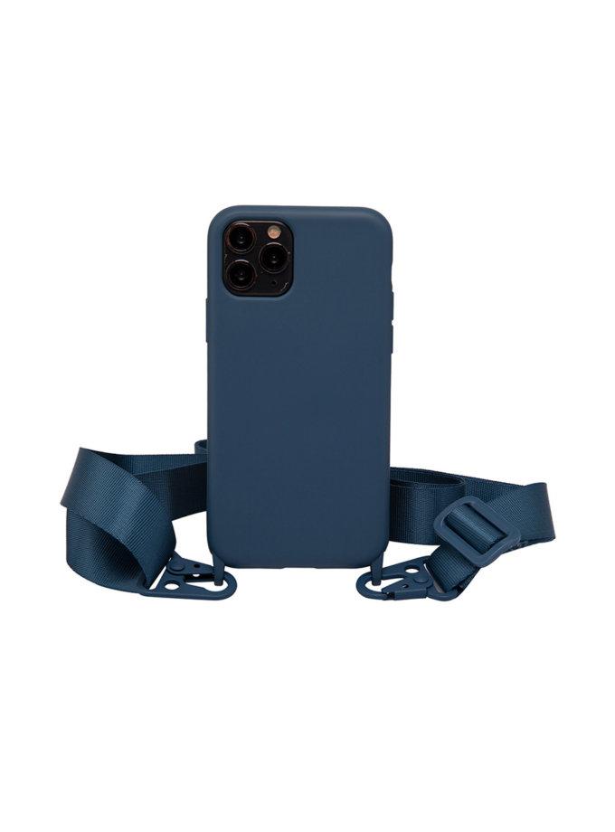 Чехол на ремешке Pacific Blue для iPhone NKR_NCRB_12_PB, фото 1 - в интернет магазине KAPSULA