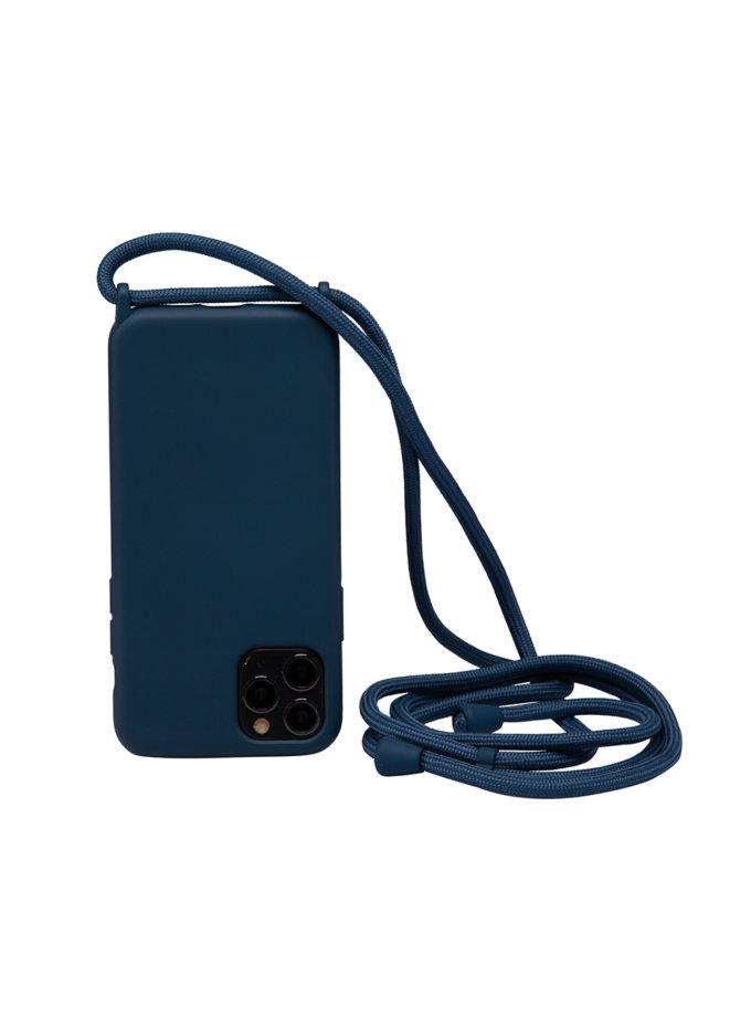 Чехол на шнуре Pacific Blue для iPhone NKR_NCRR_12_P, фото 1 - в интернет магазине KAPSULA