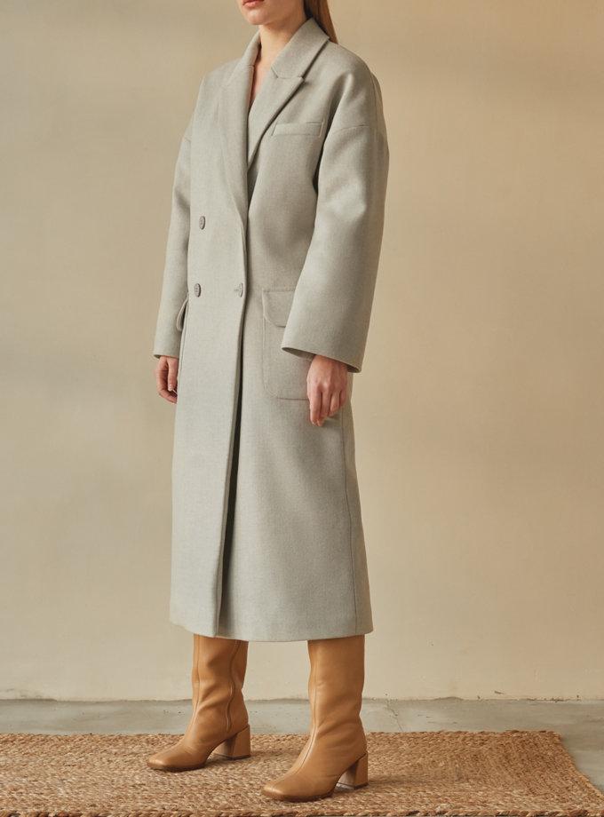 Двобортне пальто TOTE_FW21-C01, фото 1 - в интернет магазине KAPSULA