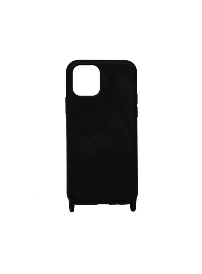 Чехол на ремешке Urban Black для iPhone NKR_NCRB_12_UB, фото 1 - в интернет магазине KAPSULA