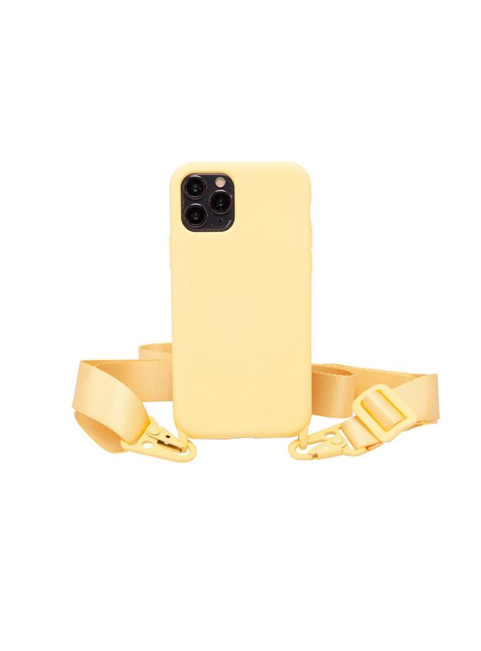 Чохол з ремінцем Yellow Sea для iPhone NKR_NCRB_12_YS, фото 1 - в интернет магазине KAPSULA