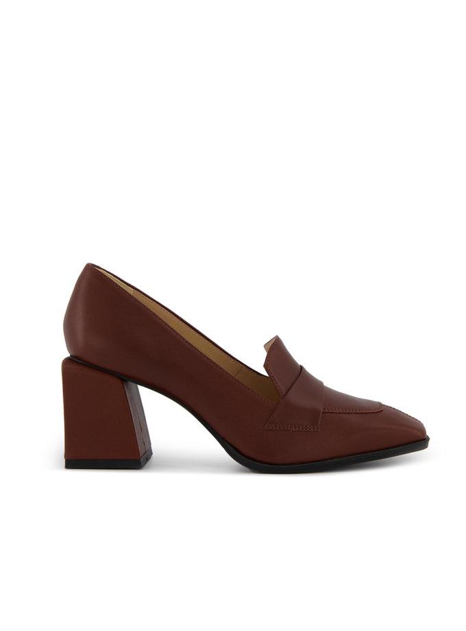 Туфли Agatha Brown MRSL_066402, фото 1 - в интернет магазине KAPSULA