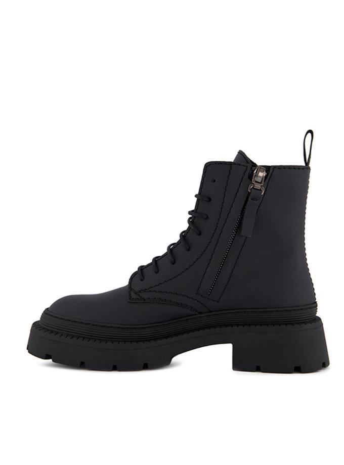Ботинки Laura Black MRSL_127251, фото 1 - в интернет магазине KAPSULA