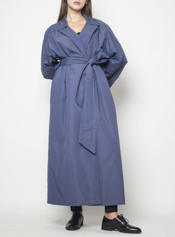Пальто міді з поясом ZOLA_coat-2, фото 1 - в интернет магазине KAPSULA
