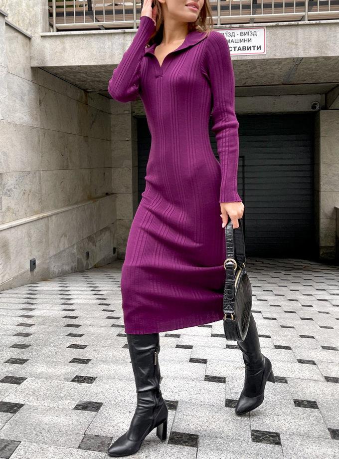 Платье-поло KRIS JDW_J.D.2581, фото 1 - в интернет магазине KAPSULA