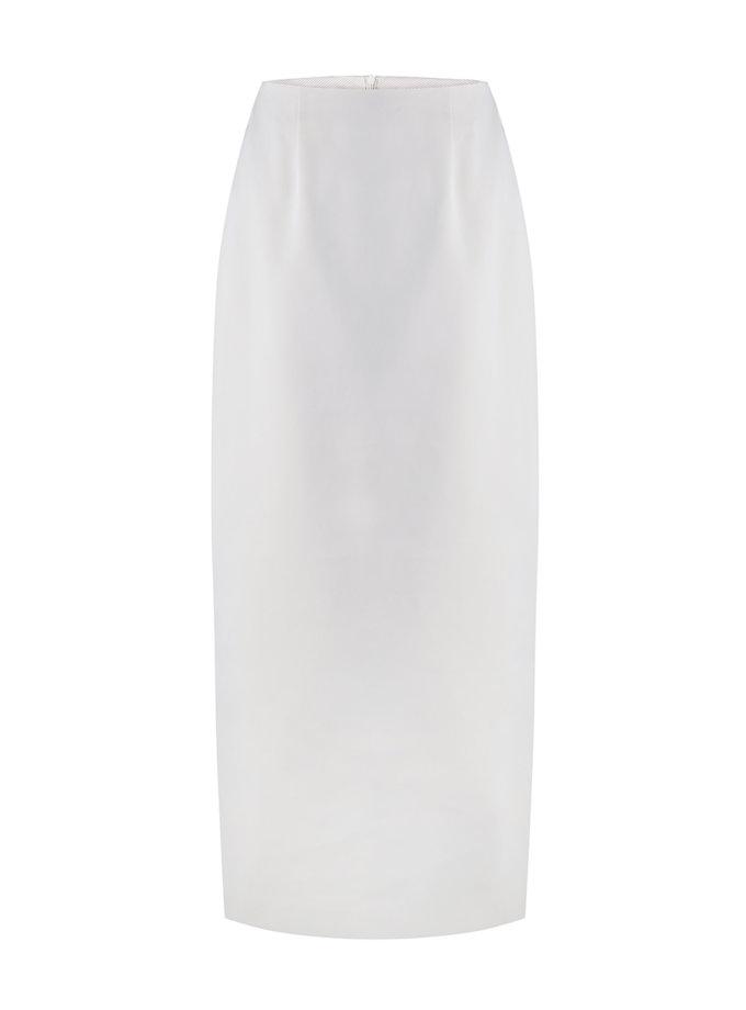 Юбка из лаковой эко-кожи SAYYA_FW1207/1, фото 1 - в интернет магазине KAPSULA