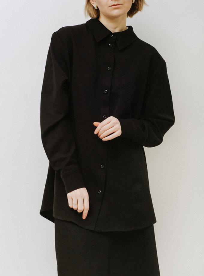 Рубашка oversize MNTK_MTF2112, фото 1 - в интернет магазине KAPSULA