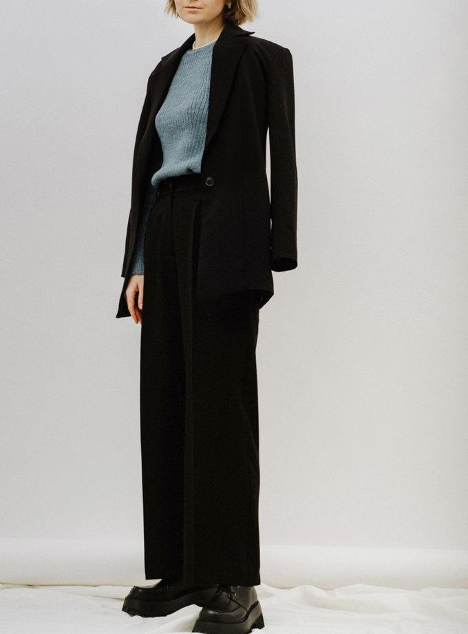 Широкі штани палаццо MNTK_MTF2117, фото 1 - в интернет магазине KAPSULA