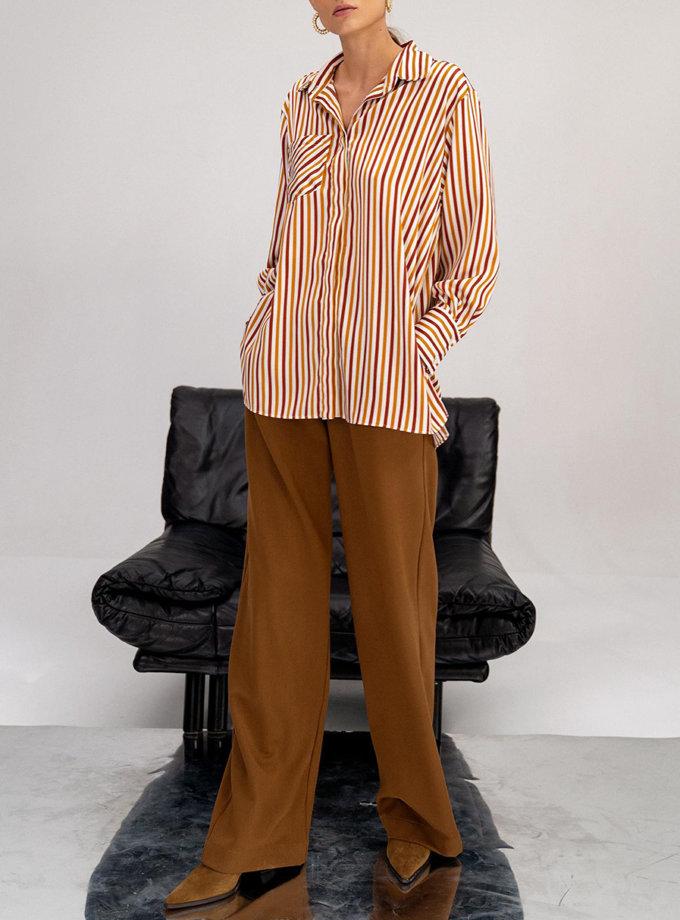 Штани-палаццо Senator MC_MY0922, фото 1 - в интернет магазине KAPSULA