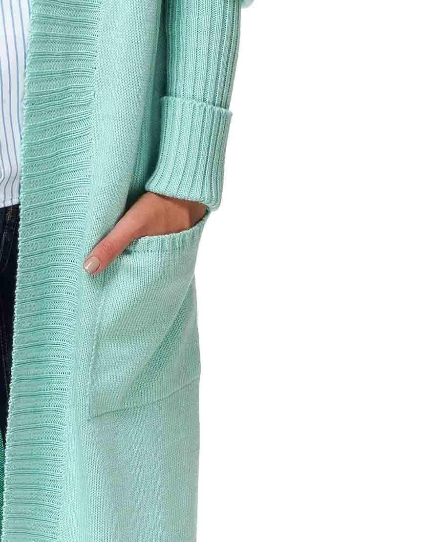 Кардиган из шерсти HMCRG_GR100, фото 1 - в интернет магазине KAPSULA